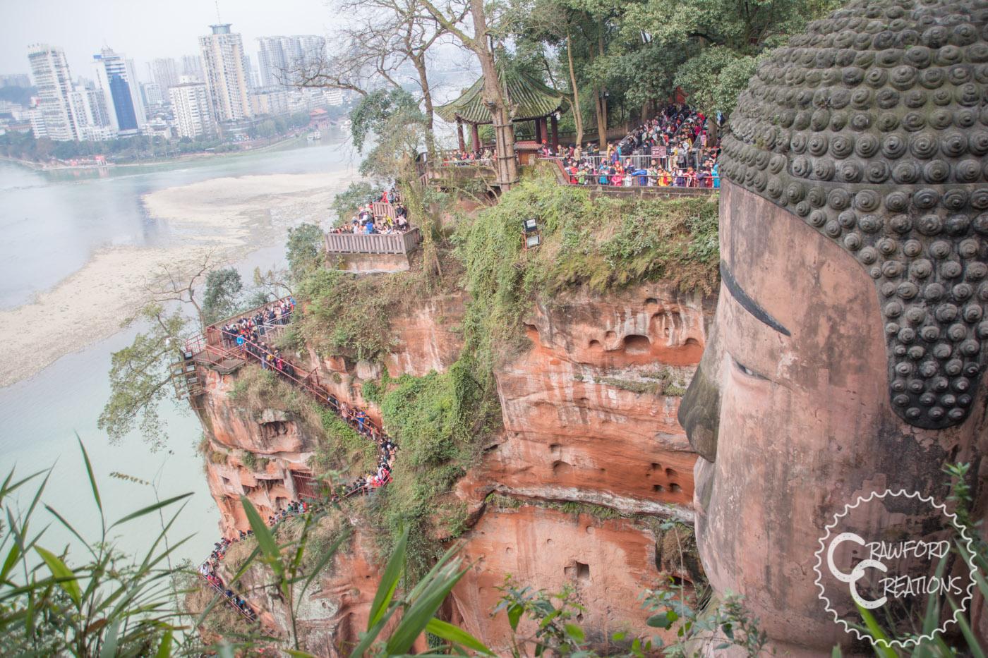 Le Shan Giant Budda