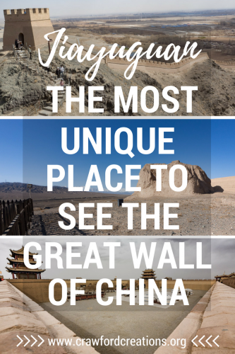 Great Wall of China | Jiayuguan | Great Wall | China Travel