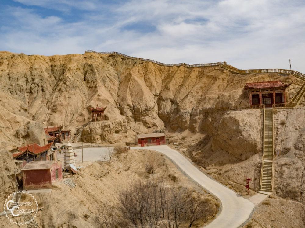 wenshu-grottos