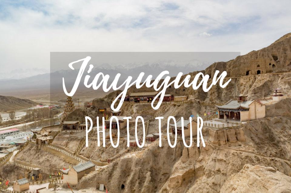 Jiayuguan Photo Tour: A Photographic Journey to the Great Wall of China & Wenshu Grottos
