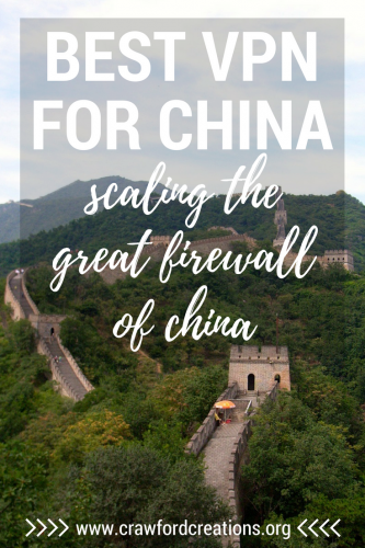 VPN | China Travel | China Expat | Expat Life | China Internet | Great Firewall